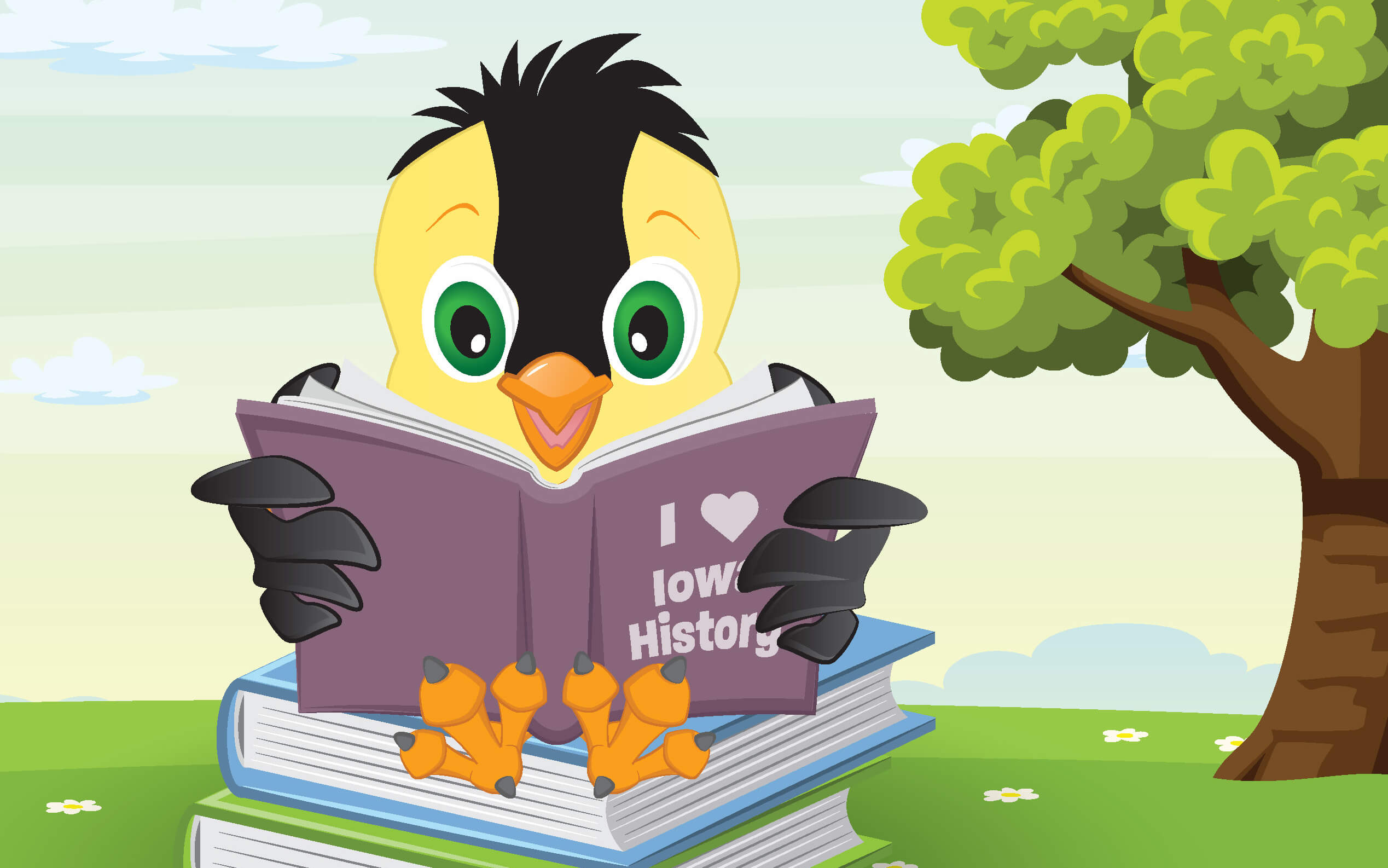 Goldie's Storytime Graphic