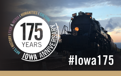 #Iowa175 with Boone Train