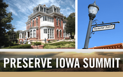 Preserve Iowa Summit 2021 Council Bluffs