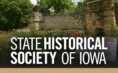State Historical Society of Iowa logo