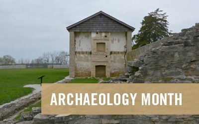 Iowa Archaeology Month