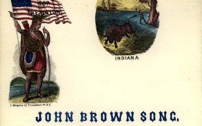 Song about John Brown to rally Union troops