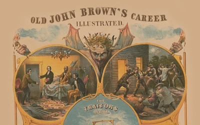 Illustrated life of John Brown