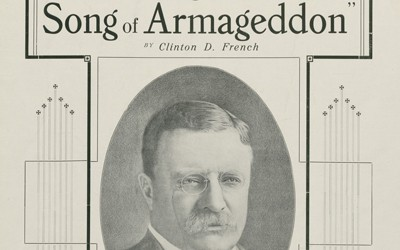 """The Song of Armageddon"" emphasizes the Progressive Party's call for honesty in government and the major political parties."