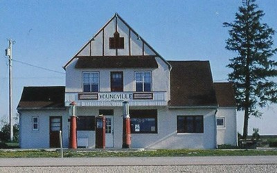 Youngville Cafe on Lincoln Highway Added to National Register of Historic Places, 2007