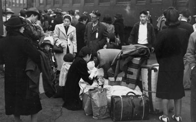 Text of the Executive Order 9066 interning Japanese Americans.