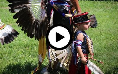 """Meskwaki Powwow"" from Iowa Public Television, August 1, 2018"
