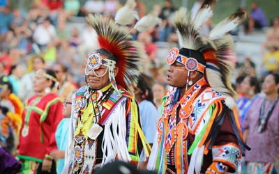 104th Annual Meskwaki Powwow, August 2018