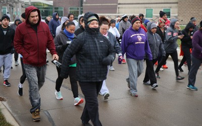 Meskwaki Turkey Trot, November 22, 2018