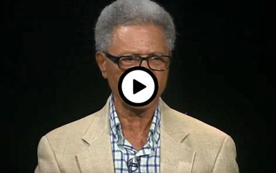Video taped segment of Caesar Smith describing feelings of the Vietnamese soldiers toward the United States.