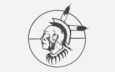 """As printed in """"Proclamation Day Brochure,""""  a publication of the Meskwaki tribe in commemoration of those who defied orders to relocate to Indian Territory and remained in Iowa."""
