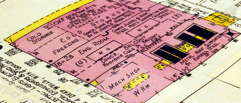 Sanborn Fire Map, #2, Clarinda, Iowa, 1927 - State Archives of Iowa
