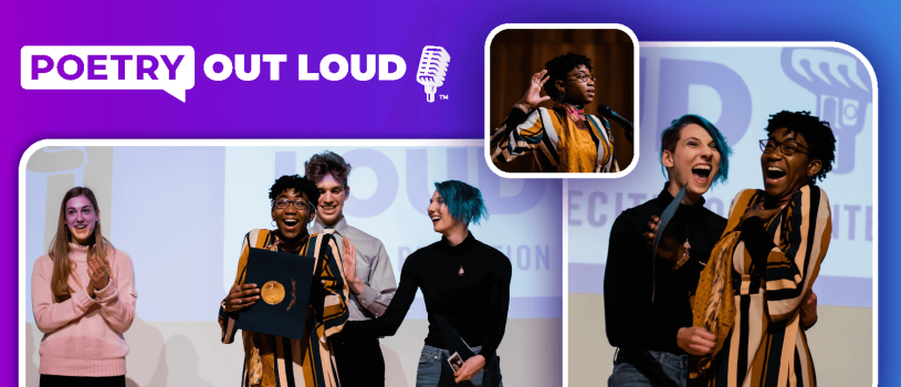 Poetry Out Loud 2020 Winners