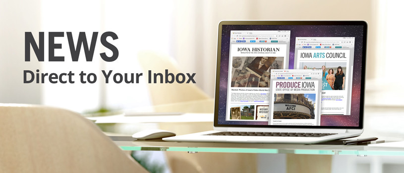 News direct to your inbox. Sign up for e-newsletters.