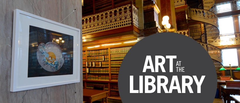 Art at the Library