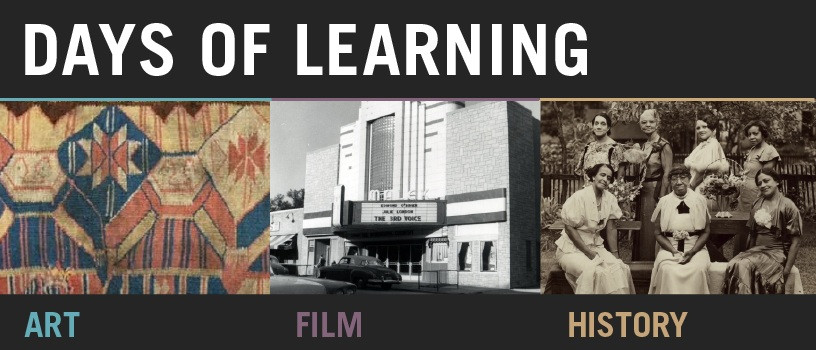 Graphic for Days of Learning