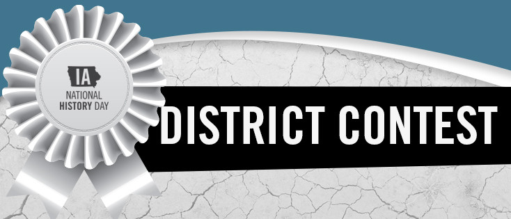 National History Day in Iowa District Contest
