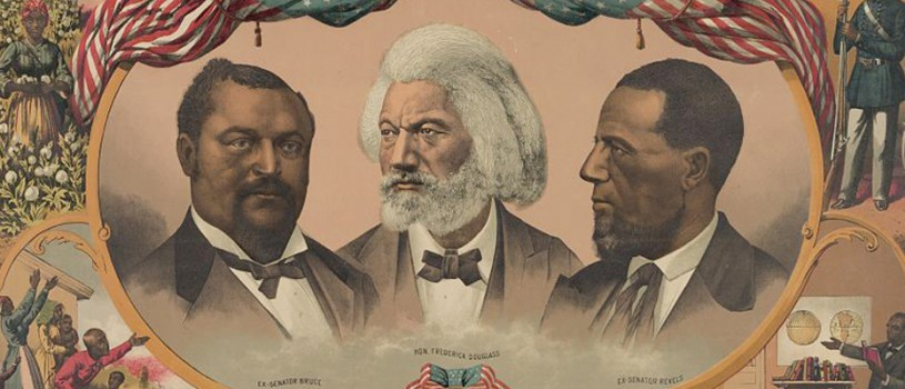 """Heroes of the Colored Race,"" 1881"
