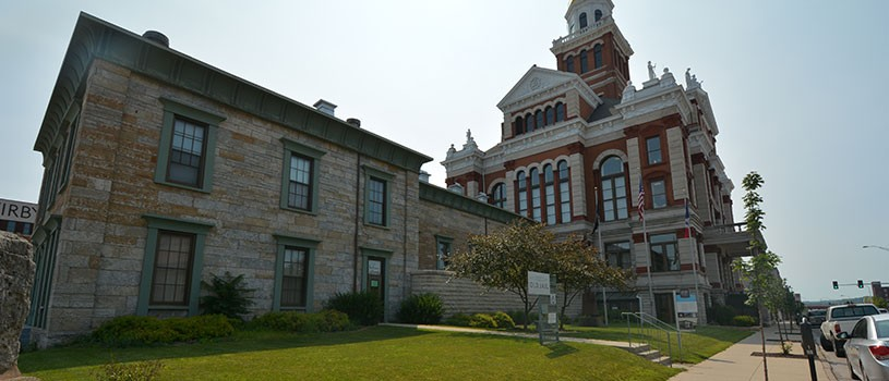 Dubuque County Courthouse and Jail