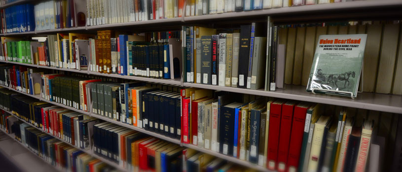 Books and Periodicals at the State Historical Research Center