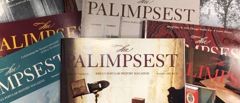 Issues of the Palimpsest