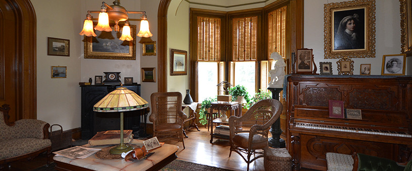 Montauk Historic Site Sitting Room